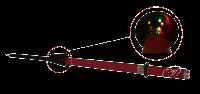 УВНФ-35СЗ 35кВ Фазоуказатель однополюсной высокого напряжения Купить с доставкой до объекта по России и СНГ. Низкие цены. Всегда в срок