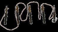 ПЗУ-1Н 16мм,25мм,35мм,50мм,70мм,95мм,120мм Заземление переносное для воздушных линий Купить с доставкой до объекта по России и СНГ. Низкие цены. Всегда в срок