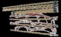 ЗПЛ-500Н-3 25мм,35мм,50мм,70мм,95мм,120мм Заземления переносные линейные Купить с доставкой до объекта по России и СНГ. Низкие цены. Всегда в срок