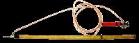 ШР-0,4 (с удобным чехлом) Штанга разрядная Купить с доставкой до объекта по России и СНГ. Низкие цены. Всегда в срок