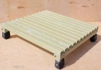 Подставки диэлектрические изолирующие / Настилы стеклопластиковые